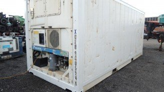 20' Refrigerated Container -20 °F to 70 °F