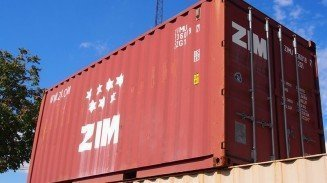 20' Export Shipping Container