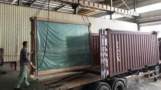 20' Open Top Export Shipping Containers