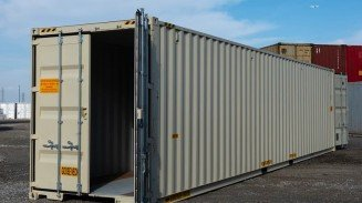 Rent 40' Storage Containers With Doors on Both Ends