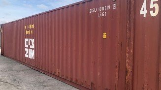 45' HC Export Shipping Containers
