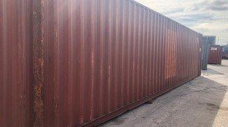 Rent 45' HC Storage Container