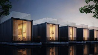 Shipping Container Home for Sale in Florida