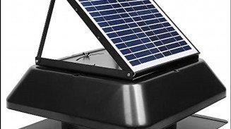 Solar Turbine Vent