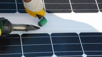 Container Solar Power Installations