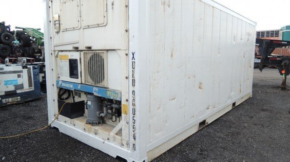 20' Refrigerated Container -20°F to 70°F