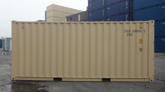 Rent 20' Storage Container