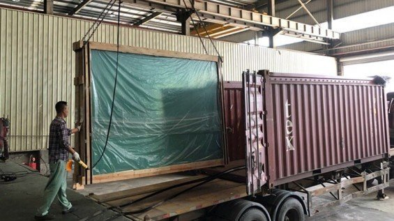 20' Open Top Shipping Containers