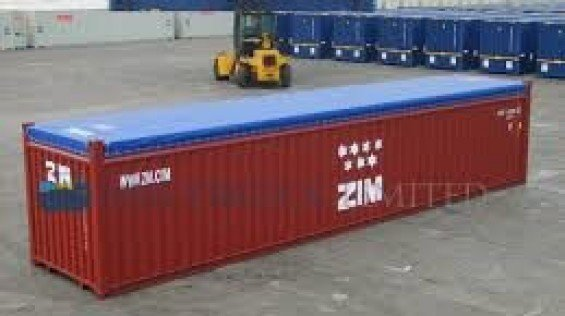 40' Open Top Shipping Containers