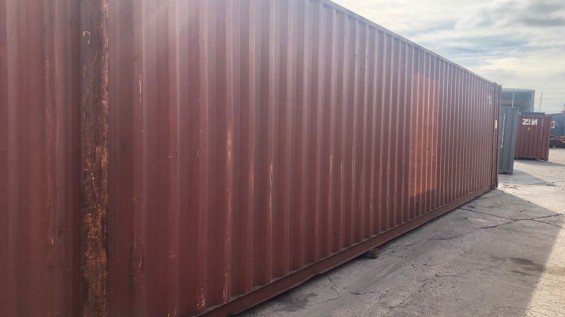Rent 45' HC Storage Container