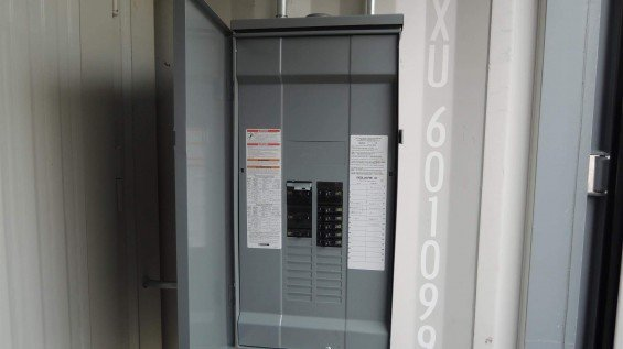 Container Electrical Installations