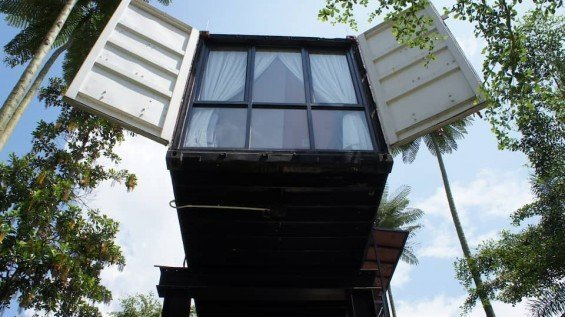 Shipping Container Home for Sale in Miami