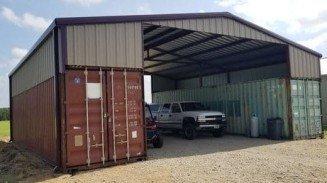 Container Garage