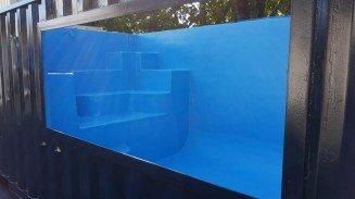 Cargo Container Pool