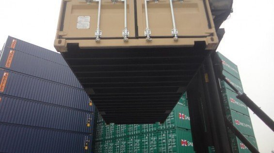 20 ft hc container