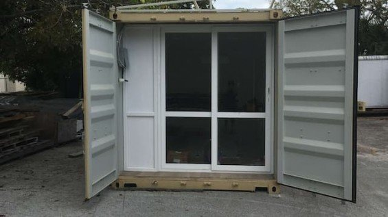 20 Foot Container Office