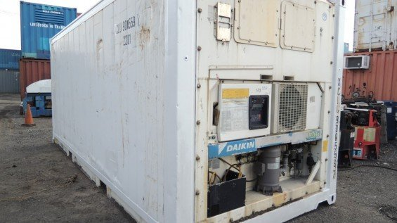 20 Foot Reefer Container