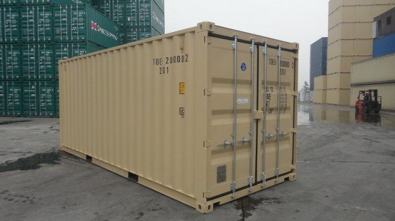 20 Foot Storage Container For Rent