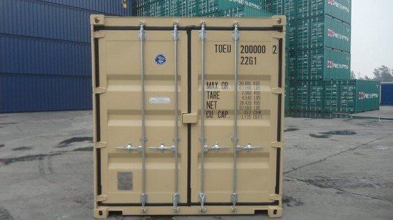 20ft Container Rental