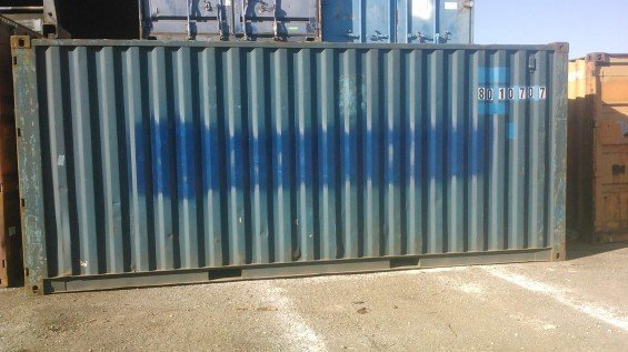 20 Foot Used Shipping Container