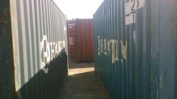 20ft Used Shipping Container For Storage