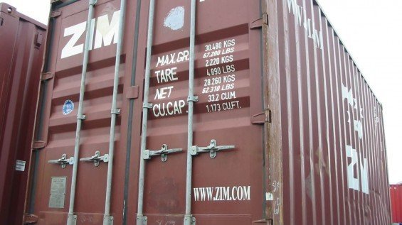 20ft Container Used