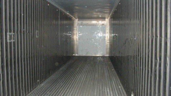 Insulated Conex Box