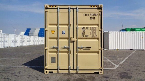 Container 40ft HC