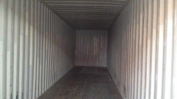 High Cube Storage