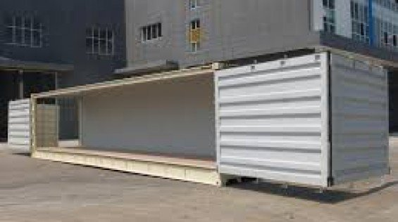 40ft Side Opening Shipping Container