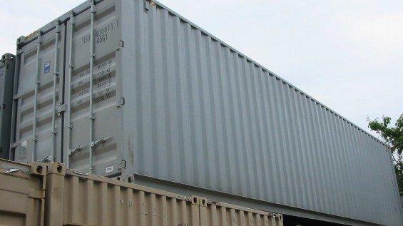 40 Foot Storage Container Rental