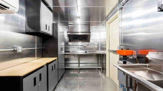 Commercial Kitchen Container