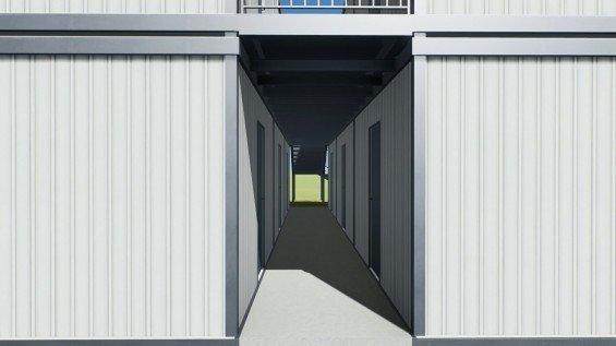 Modular Dormitory Buildings