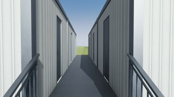 Modular Site Accommodation